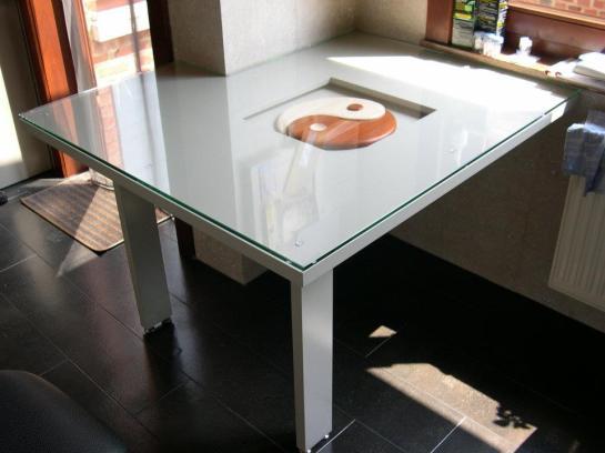 yin yang tafel